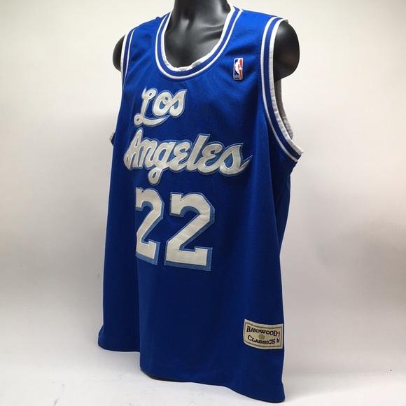 unknown Shirts | Vtg Los Angeles Lakers Elgin Baylor Jersey Sz 2xl ...